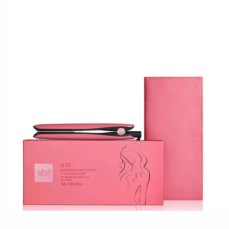 Ghd Gold Limited edition Rose Pink