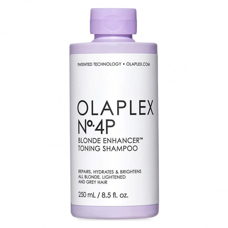 Olaplex No 4P Blonde Enhancer Toner Shampoo