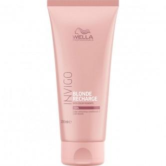 Wella Invigo Blonde Recharge Cool Conditioner 250ml